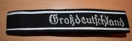 Artikelnummer: 02222 Ärmelband Großdeutschland