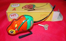 Artikelnummer : 000411/DDR Blech - Maus mit Uhrwerk
