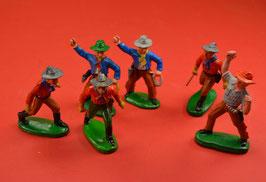 Artikelnummer : 01629 DDR Figuren Cowboy Kunststofffiguren