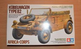 Artikelnummer: 02315  Modellbausatz Kübelwagen Type 82