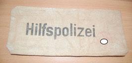 """Artikelnummer : 000279/ Polizei Armbinde """"Hilfspolizei"""""""