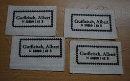 Artikelnummer: 01245 Kriegsmarine Kleideretikette