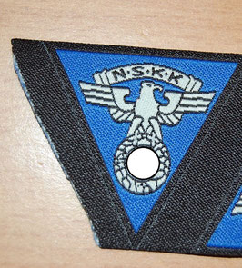 Artikelnummer: 00615 Schiffchenadler NSKK Blau