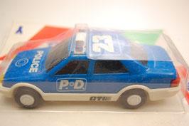 Artikelnummer : 000018/Blech - Auto Blau