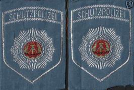 Artikelnummer : 000242/Ärmelabzeichen Vopo Schutzpolizei