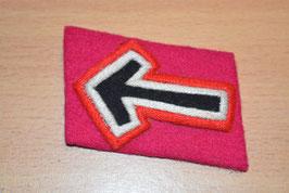 Artikelnumme : 0882 SA Kragenspiegel  für Absolventen am Reichsführer-Lehrgang