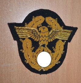 Artikelnummer: 02369  WH Schutzpolizei Ärmeladler Offizier