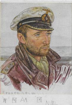 Artikelnummer : 01384 Postkarte Unsere U-Boot-Waffe