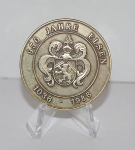 Artikelnummer: 02011 Medaille 950-Jahr-Feier Elsen