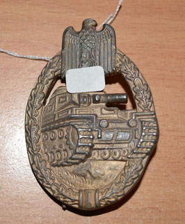 Artikelnummer: 02485 Panzerkampfabzeichen Bronze Fo