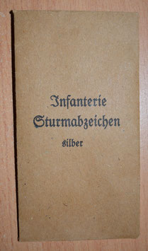 Artikelnummer: 01757 Tüte Infanterie  in Silber
