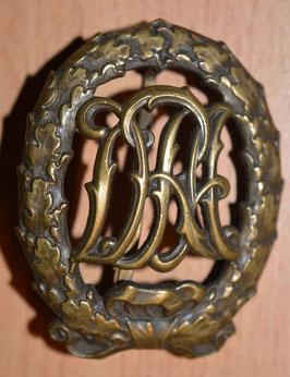 Artikelnummer :01006 Reichssportabzeichen DRA in Bronze