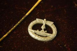 Artikelnummer: 00670 U-Bootkriegsabzeichen Miniatur