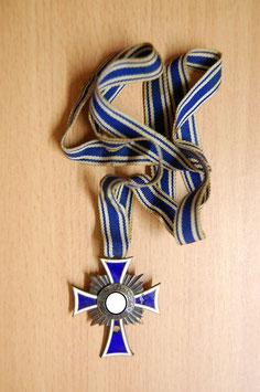 Artikelnummer: 00116 Ehrenkreuz der Deutschen Mutter in Bronze