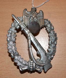 Artikelnummer: 02479 Infanteriesturmabzeichen in Silber Zimmermann
