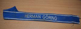 Artikelnummer: 02066 Ärmelband Luftwaffe Hermann Göring