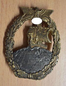 Artikelnummer: 01204  Hilfskreuzer-Kriegsabzeichen