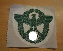 Artikelnummer: 02370  Zollgrenzschutz Brustadler fürs Hemd BEVO