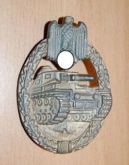 Artikelnummer: 00653 Panzerkampfabzeichen in Bronze