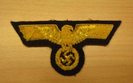 Artikelnummer : 000880/ Kriegsmarine Mützenadler für Offiziere