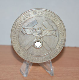 Artikelnummer: 01915 Ehrenkreuz Grubenwehrwesen