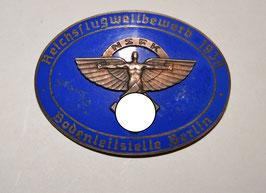 Artikelnummer: 02255 NSFK Reichsflugwettbewerb 1938 Bodenleitstelle Berlin