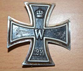 Artikelnummer: 01115  Eisernes Kreuz 1914  1. Klasse