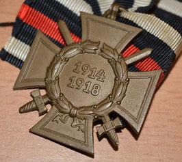 Artikelnummer: 01053 EHRENKREUZ FÜR KRIEGSTEILNEHMER 1914-1918