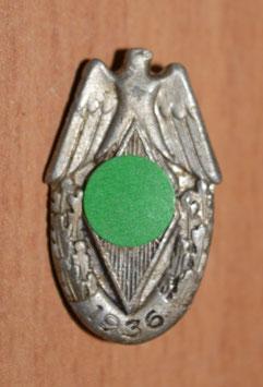 Artikelnummer: 01877 HJ Hitlerjugend Abzeichen 1936