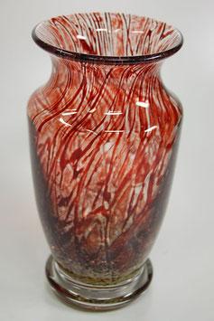 Artikelnummer :000026/ Glas-Ziervase, WMF, Geislingen, 70/80er Jahre,