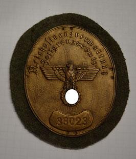 Artikelnummer: 02052 Reichsfinanzverwaltung Schild