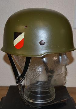 Artikelnummer : 01992 WH Fallschirmjägerhelm, Stahlhelm