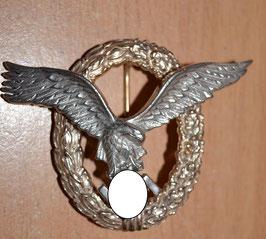 Artikelnummer : 02306 Flugzeugführerabzeichen der Luftwaffe