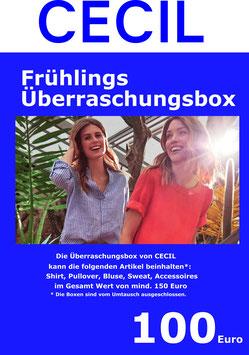 Frühlings - Überraschungsbox von CECIL