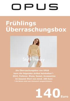 Frühlings -Überraschungsbox von OPUS