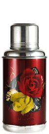 "0,8 Liter Thermos  ""Grosse Rose"""