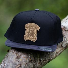 Camo Snapback Cap