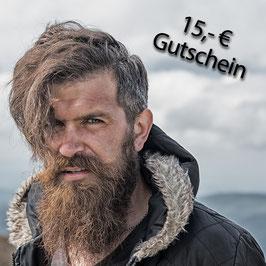 15€ Gutschein - digital
