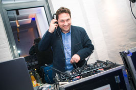 DJ Tobias Volland - Ihr zuverlässiger DJ mit Taktgefühl!
