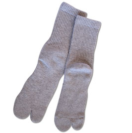 ヤクの足袋型 足底パイルソックス
