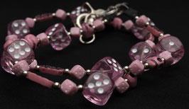 """wallet chain """"long pink"""""""