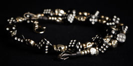 "wallet chain ""black/silver"""