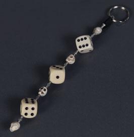 "key chain ""ivory"""