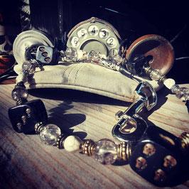 """wallet chain """"skulldice II"""""""