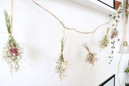 GUIRLANDE bouquets (GB01)