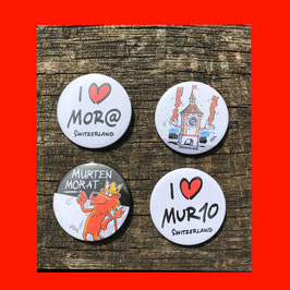Murten Badges Set