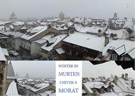 Postkarte Murten Morat Nr 8
