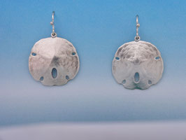 Large Sand Dollar on French WireS 16 FW