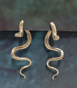 Snake Earring Medium - SP 2 ER