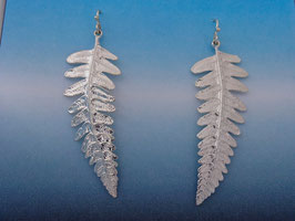 Large Fern Earring L 14 FW